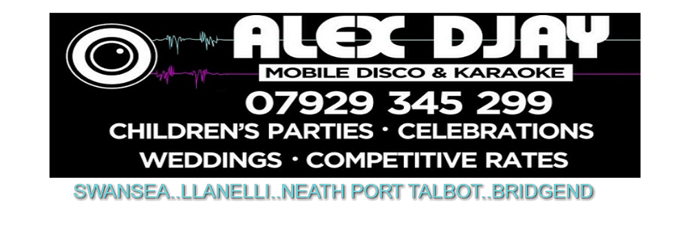 dj in swansea - Alex DJAY
